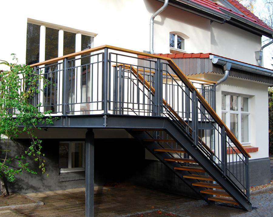 Sehr Terrasse KW | Stahlblau EI43