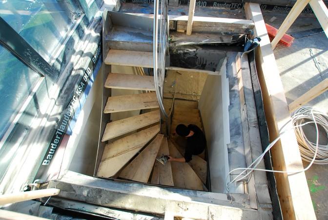 Treppenbau berlin