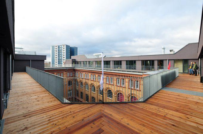 Dachterrasse 1